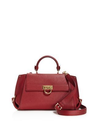 cf03995d0f SALVATORE FERRAGAMO Sofia Medium Pebbled Satchel.  salvatoreferragamo  bags   shoulder bags  hand bags  leather  satchel