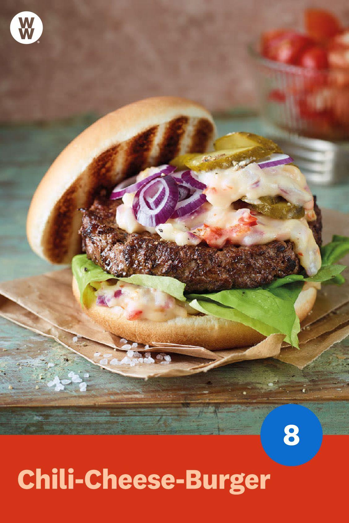 Chili-Cheese-Burger