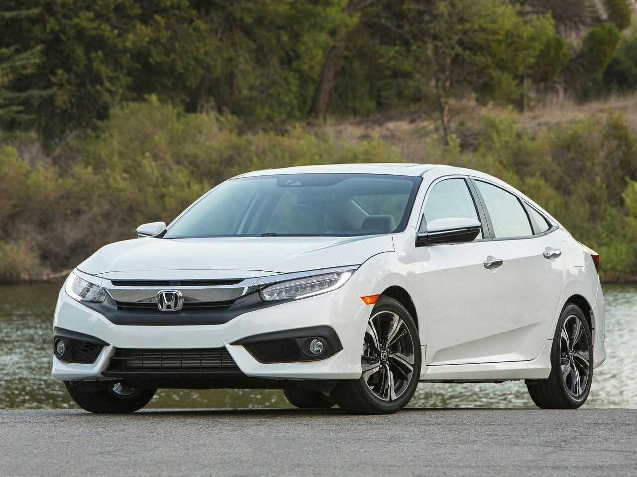 Honda Civic 2017 Honda Civic Sedan Carros Honda Civic Vtec