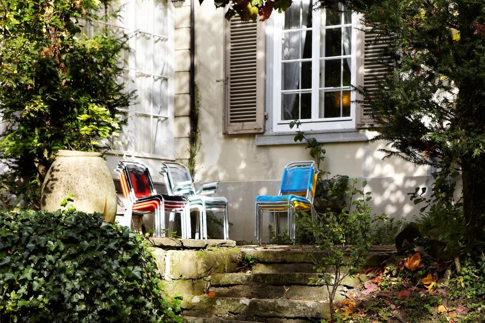 Embru Altorfer Sessel Sessel Gartenmobel Gartentisch