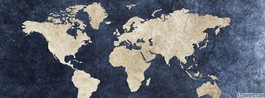 Vintage world map facebook cover ideas pinterest facebook vintage world map facebook cover gumiabroncs Choice Image