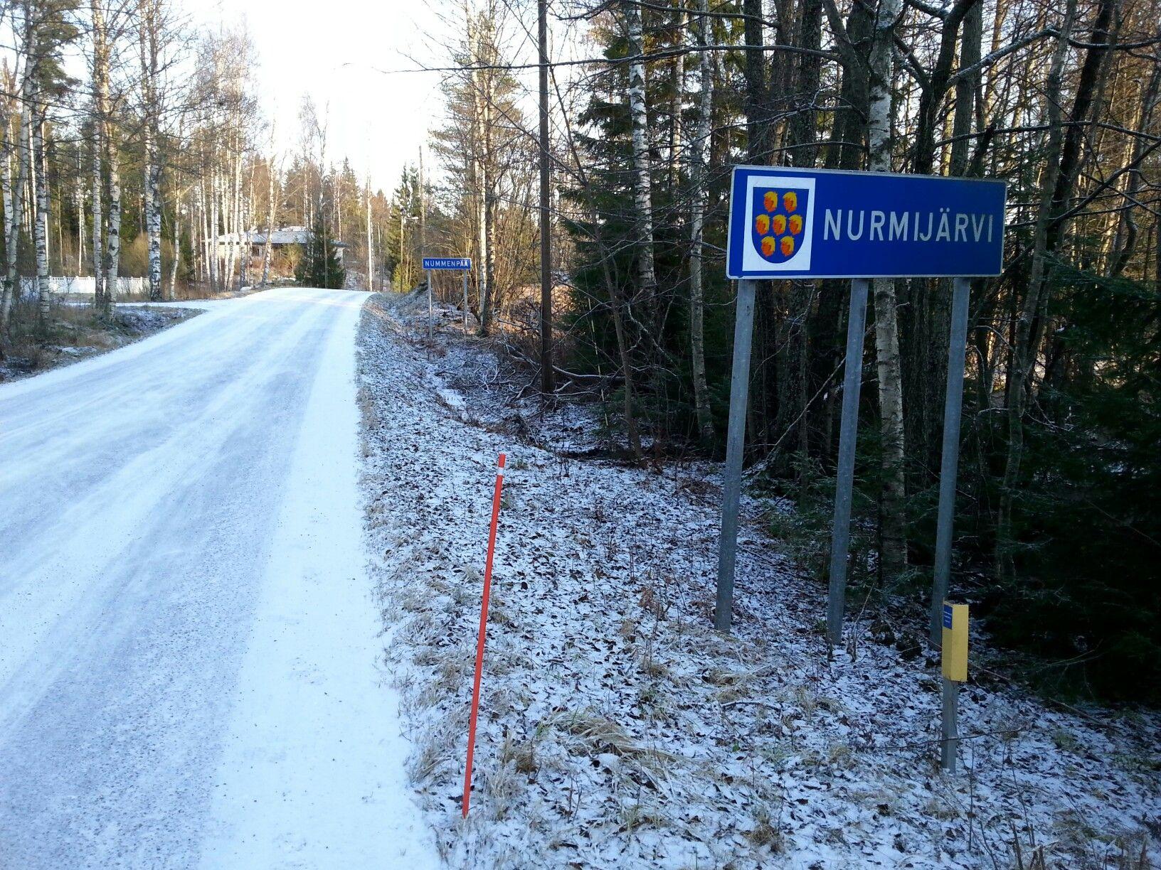 Nurmijärvi Helsinki