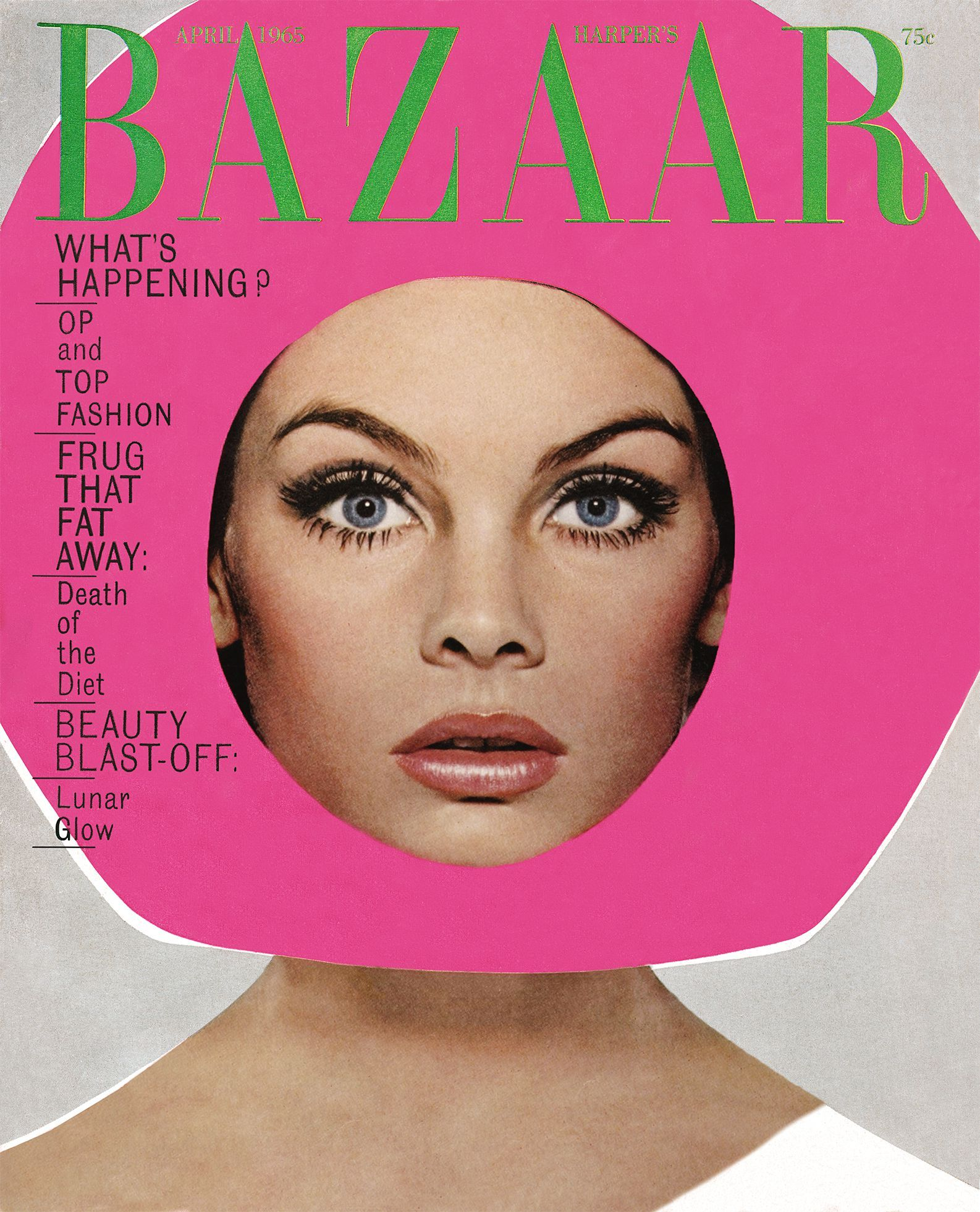 Pop Goes Bazaar A Look Back at the Magazine in the 1960s