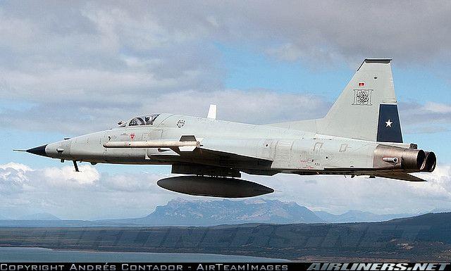 Northrop F-5E Tigre III aircraft picture