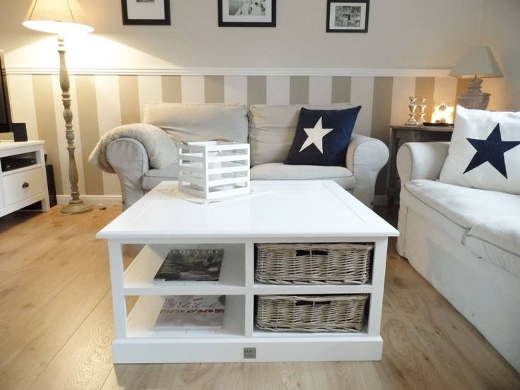 Verpassen Sie Ihrem Zuhause den Shabby Chic mit weißen Möbeln im