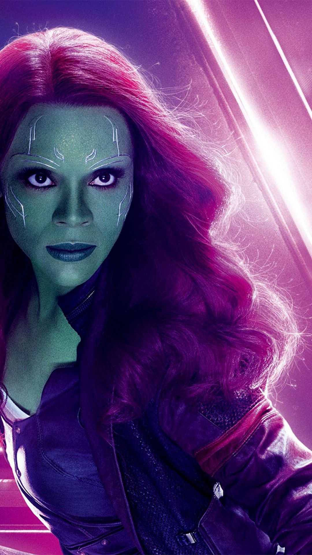 Gamora Avengers Endgame Iphone Wallpaper Best Movie Poster