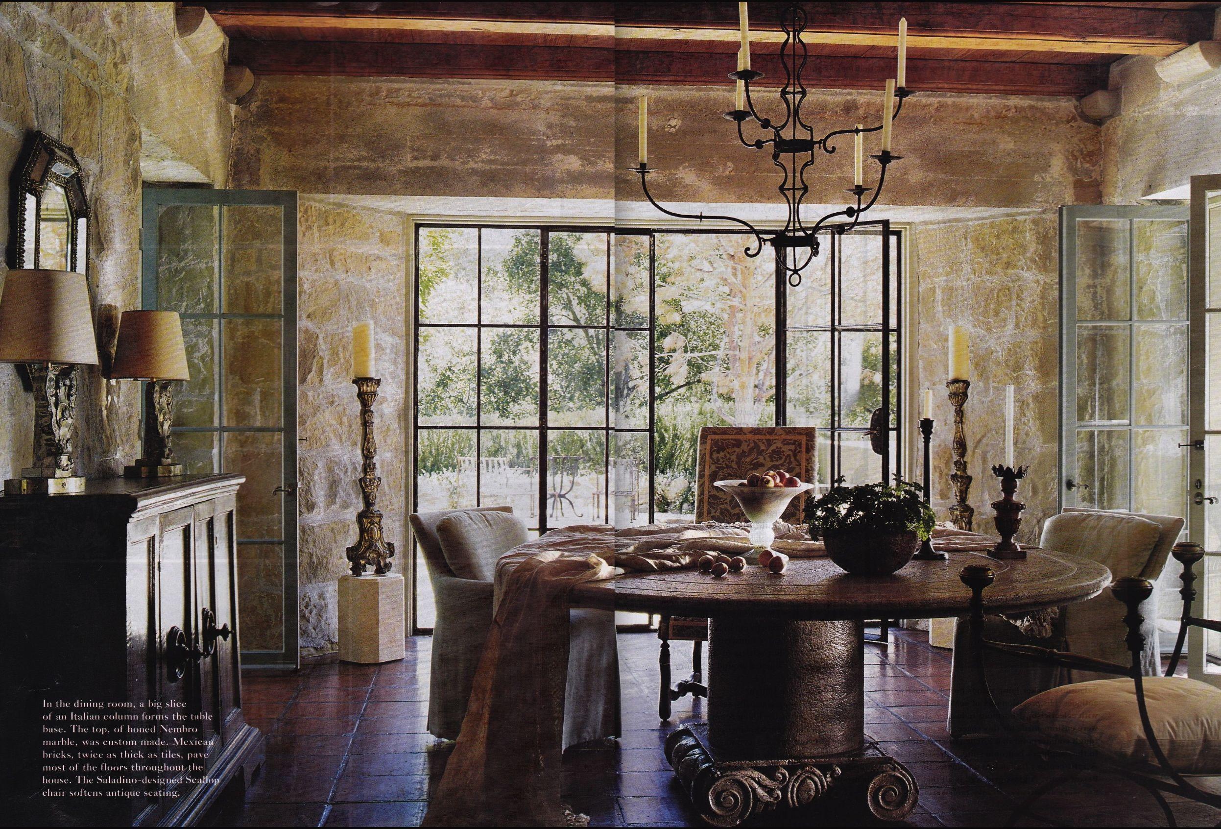 Saladino Style Cristopher Worthland Interiors Rooms I Love Pinterest Santa Barbara