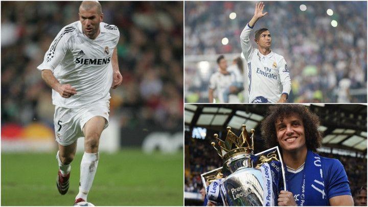 Đội hình tốn kém nhất lịch sử bóng đá thế giới: Real và MU áp đảo