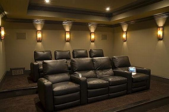 Perfect Home Theater Seating: 36+ Collections