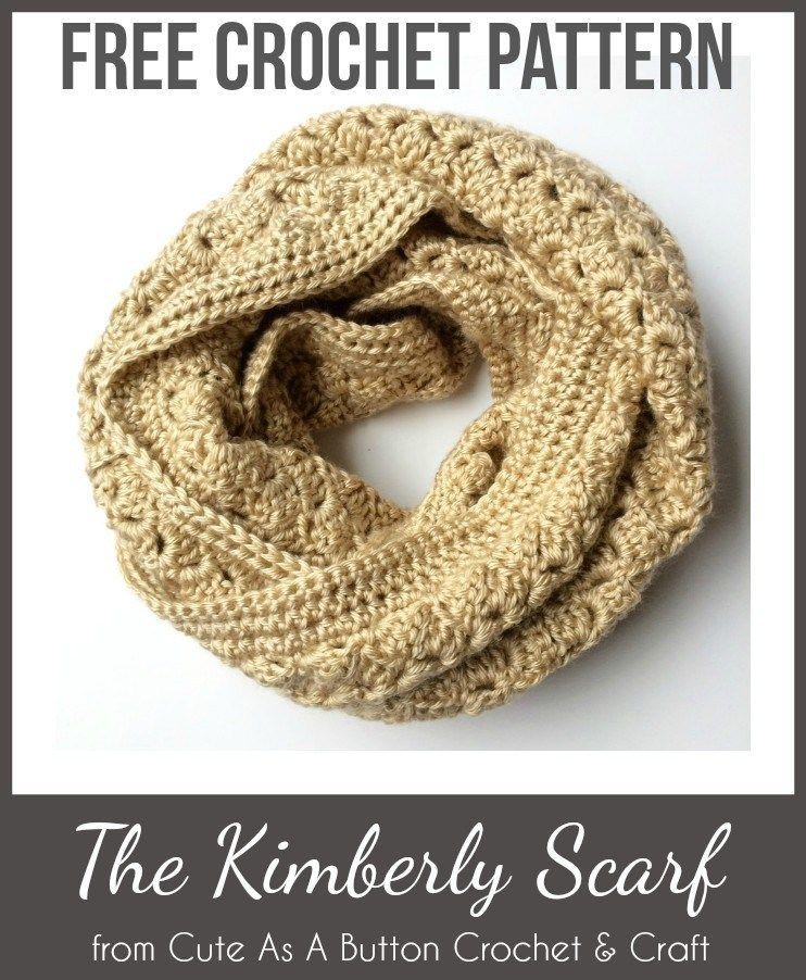 Infinity Scarf Pattern | Schals und tücher, Schultertuch und Tücher