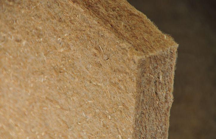Biofib chanvre pour isolation thermique et phonique des murs