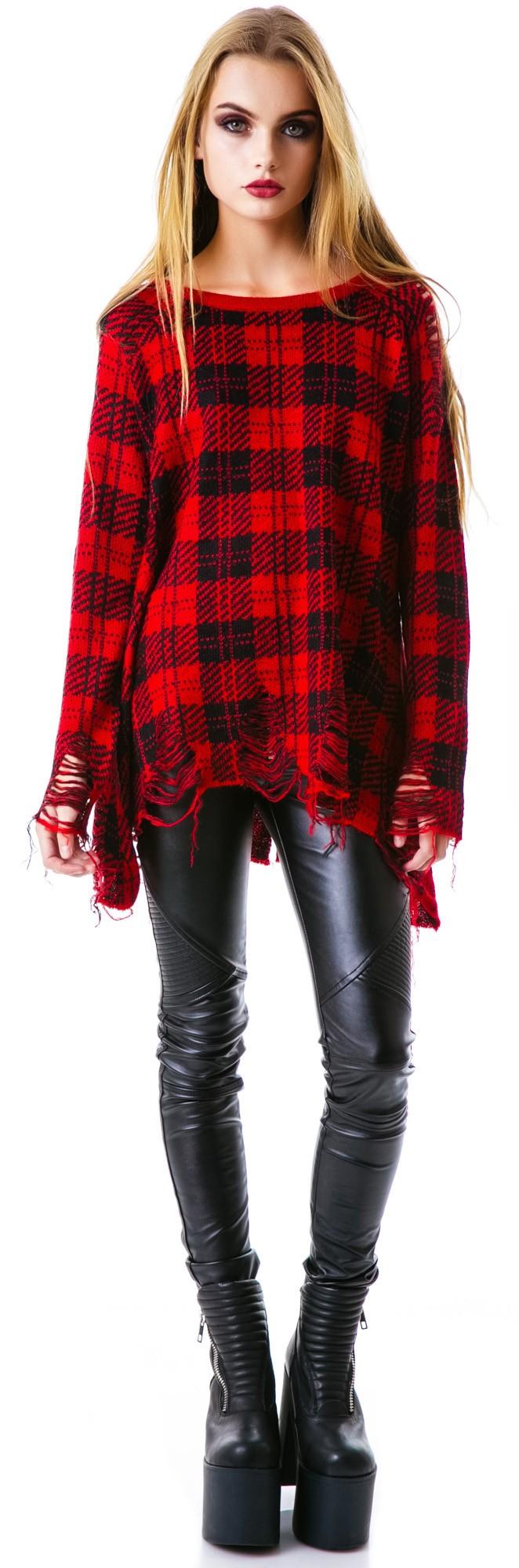 Unif Kurt Sweater | Dolls Kill
