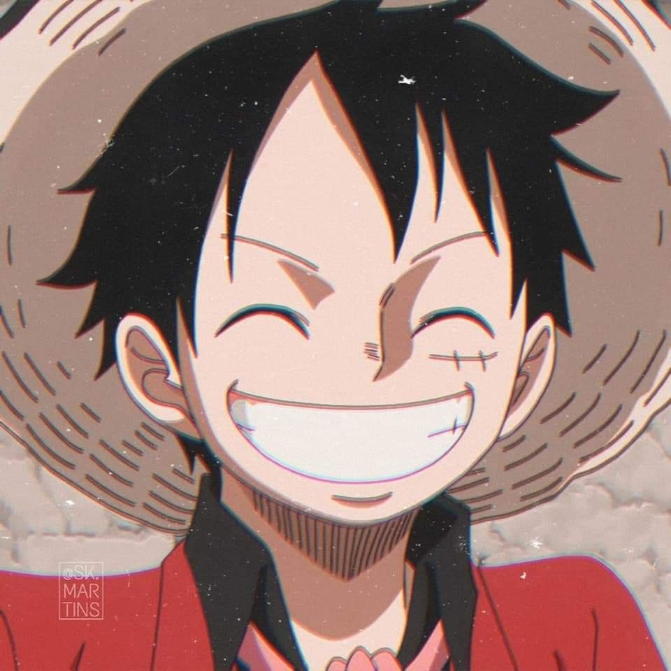 Luffy One Piece Perfil Anime Personagens De Anime Fantasia Anime