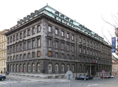 Former Gestapo Headquarters Prague - Praha - TracesOfWar ...