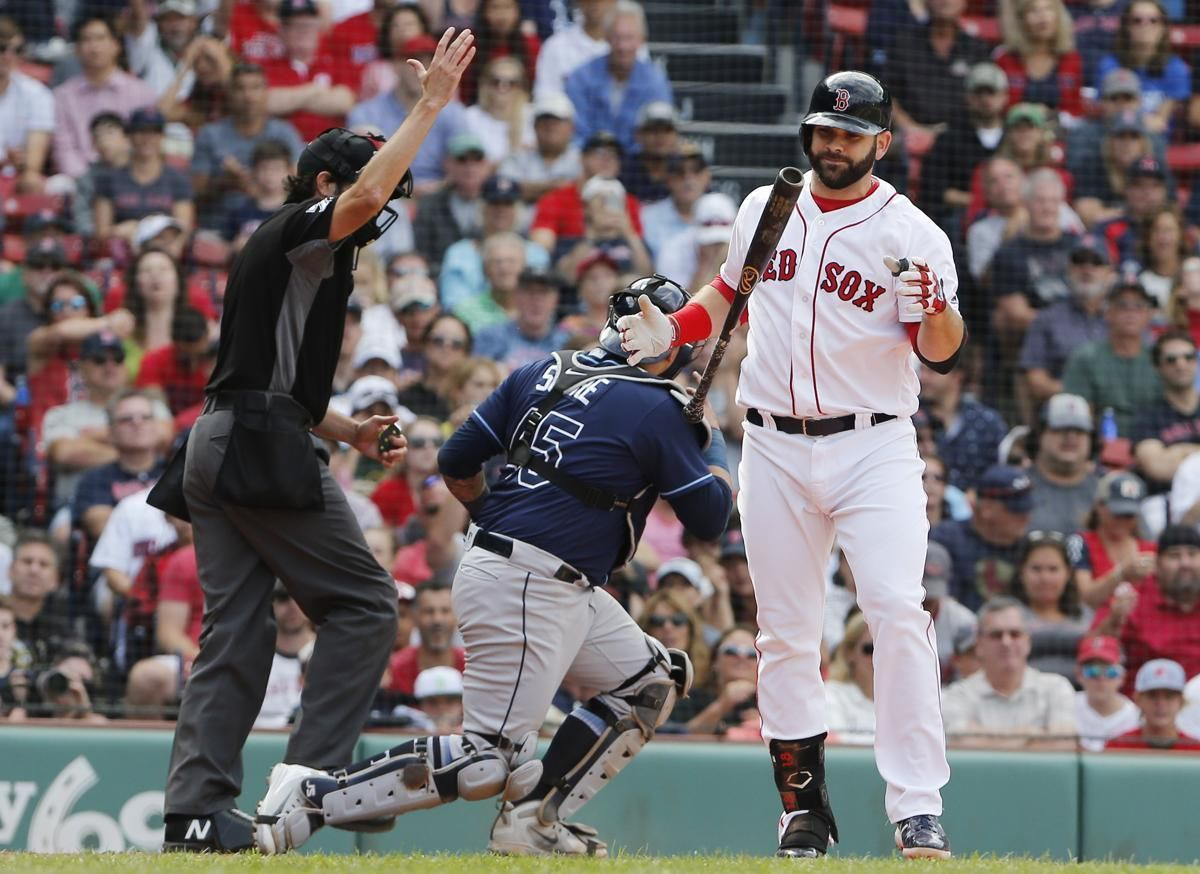 Rays shut down Red Sox to win series finale The Boston