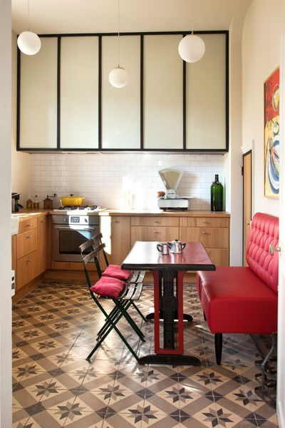 Cuisine avec bar, atelier, ouverte  12 cuisines conçues par un