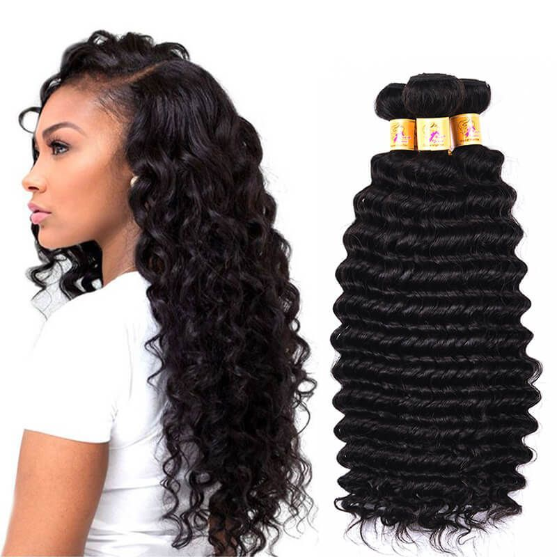 p Unprocessed Virgin Brazilian Human Hair Weft for Sew-in Weave Online for  Sale f9e6b1b01d