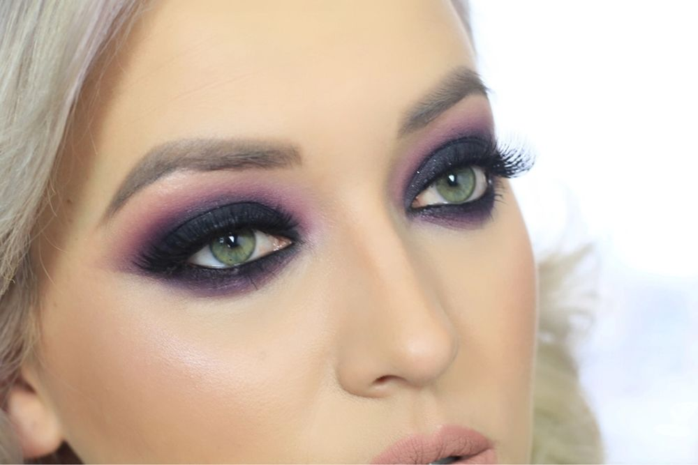Machiaj Smokey Mov 8 Inspiration In 2019 Makeup Jewelry Rings