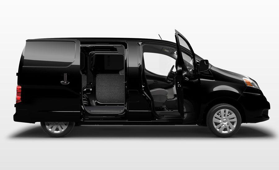 Nissan NV200 Interior shop ideas Cargo van, Commercial
