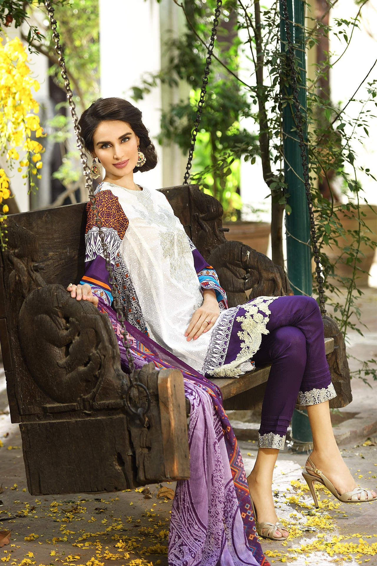 Warda spring summer collection 2016 vol 1 with prices beststylo com - Find This Pin And More On Eid Collection 2016 Volume 1 By Houseofittehad_