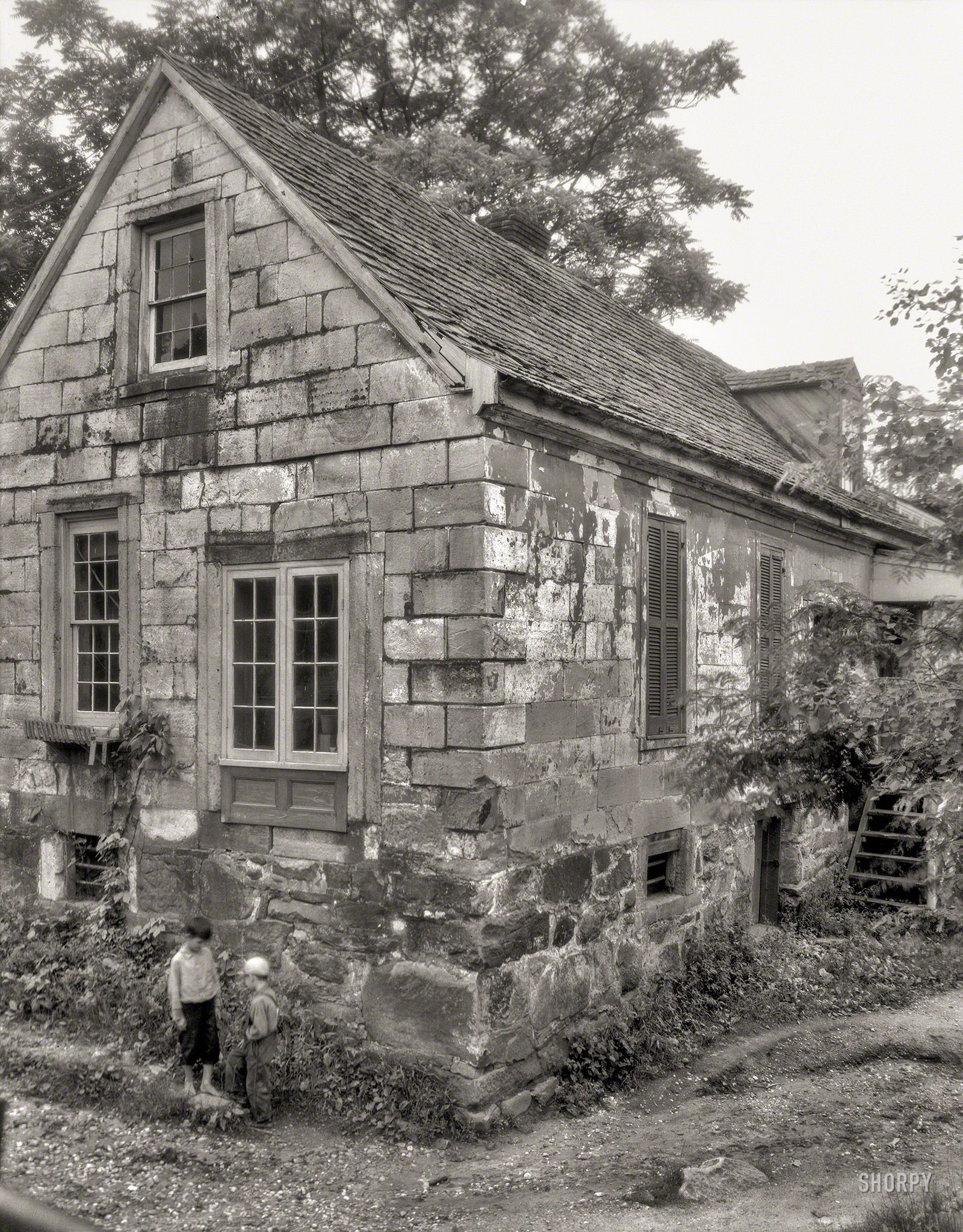 The Old Stone Bakery 1927 High Resolution Photo Old Stone Stone Cottage Old Houses