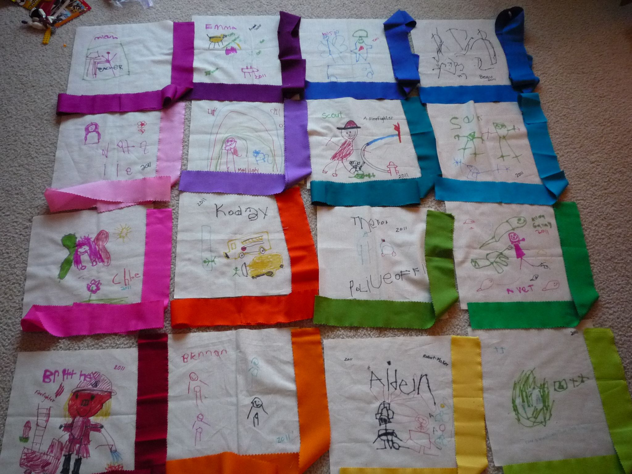 A Beautiful Morning A Finished Quilt Amp A Preschool