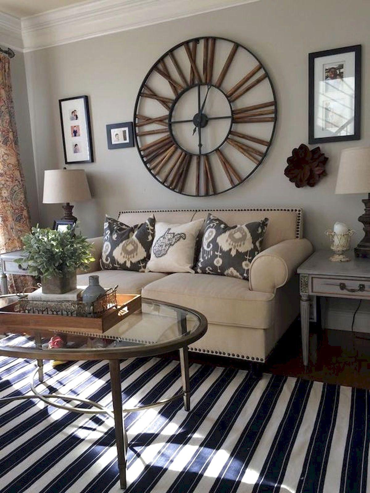 101 Best Farmhouse Living Room Decoration Ideas Farmhouse Li