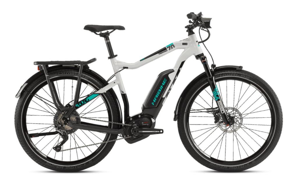 Haibike Sduro Trekking 7 0 2019 Propel Electric Bikes Haibike Ebikes Bicycle Bike Trekking