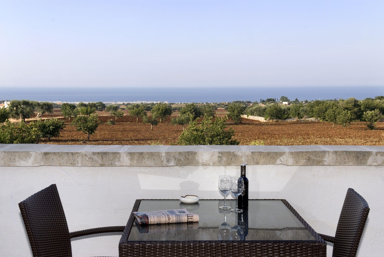 Terrazzo vista mare Resort & Spa Polignano