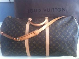 The Louis Keepall, I love this! A must have piece of luggage