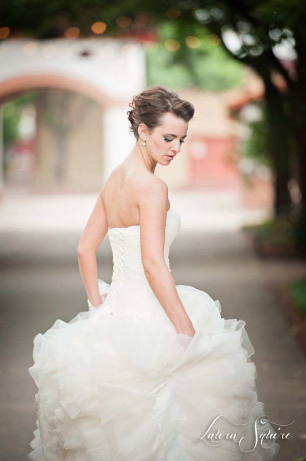 Fort Worth Stock Yards Bridal Portraits