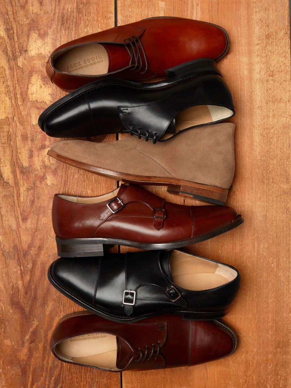Jack erwin dress shoes men nice shoes trunks