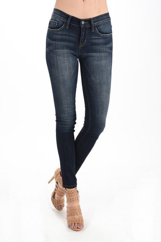 Lucy Skinny Denim Jeans