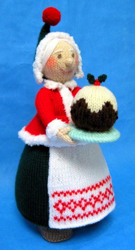 madame claus amis de laine no l tricot tricot et crochet et patron tricot gratuit. Black Bedroom Furniture Sets. Home Design Ideas