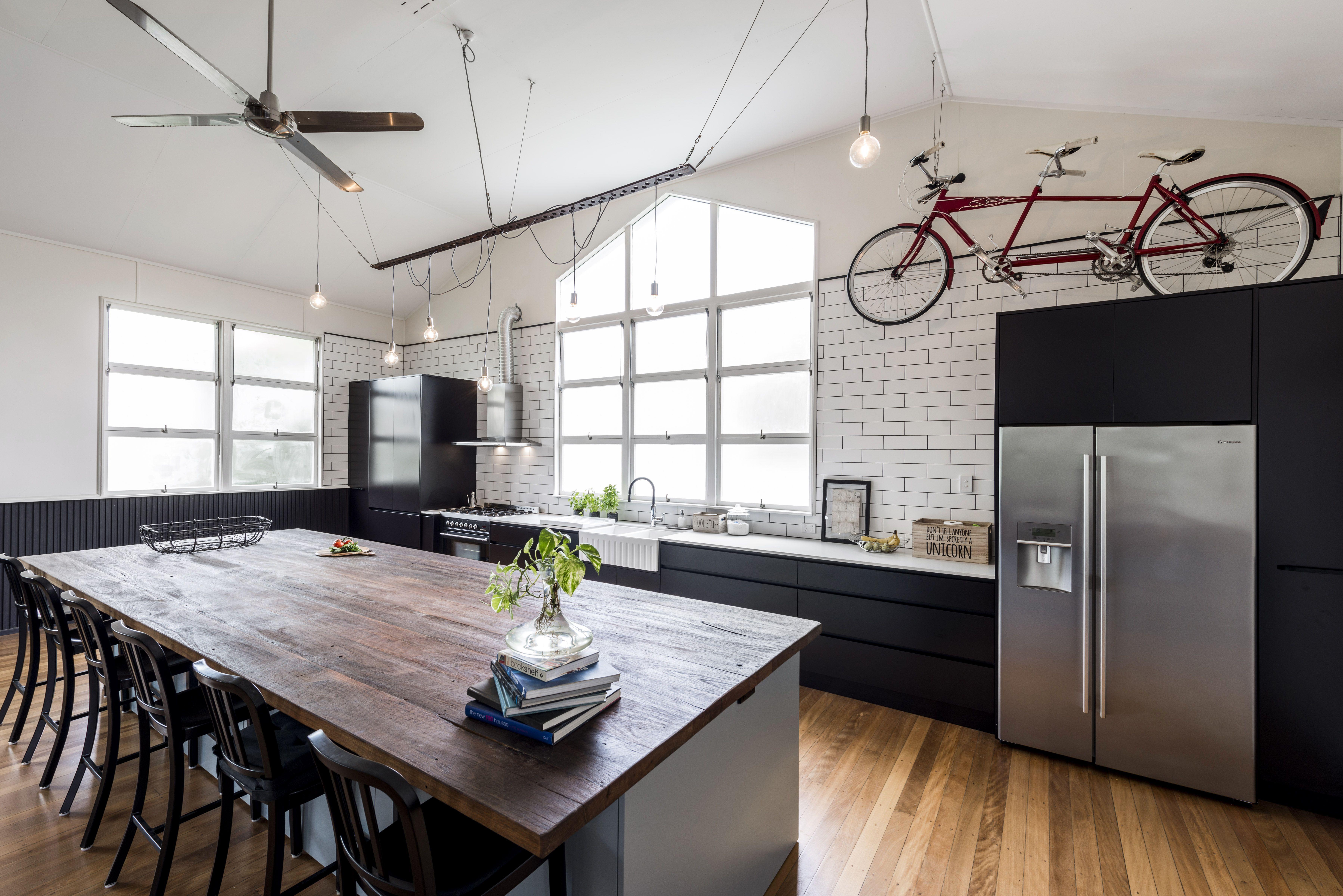 This Industrial Kitchen Design Earned Our Designer Anne Ellard A Custom Kitchen Design Website Design Inspiration