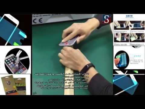 افلام النانو الحماية ضد الكسر قوة المطرقة Smart Watch Wearable