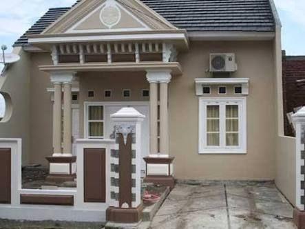 Desain Rumah Klasik Minimalis Modern Dan Menawan Desainrumahnya Com