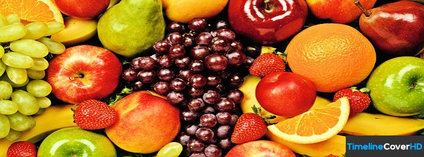 Fruits Facebook Timeline Cover Hd Facebook Covers - Timeline Cover HD