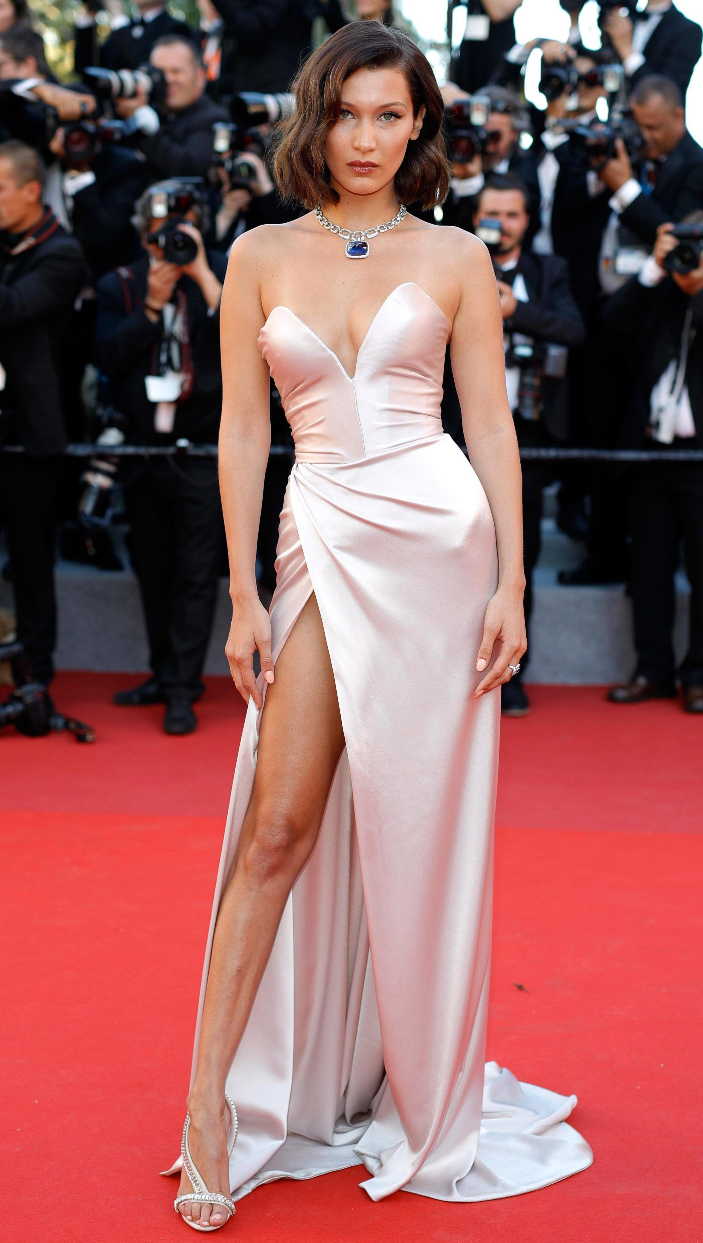 9fe04b203e1e6 Bella Hadid - 70th Annual Cannes Film Festival in Cannes, France May 17 2017  - {151 Images}