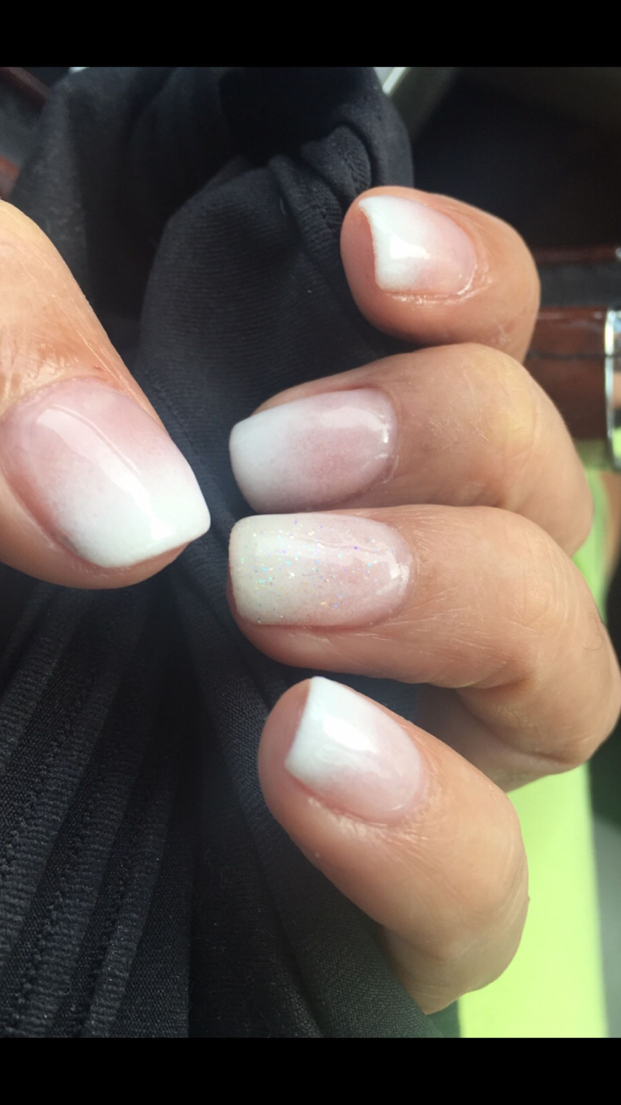 Love Tammy 2 French Ombre Using Dip Powder Nail Dipping