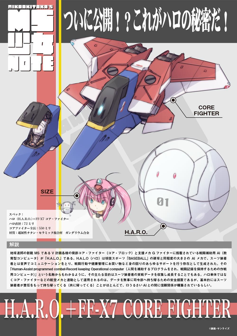 【第37回】MIKA AKITAKA'S MS少女NOTE in 2020 (With images