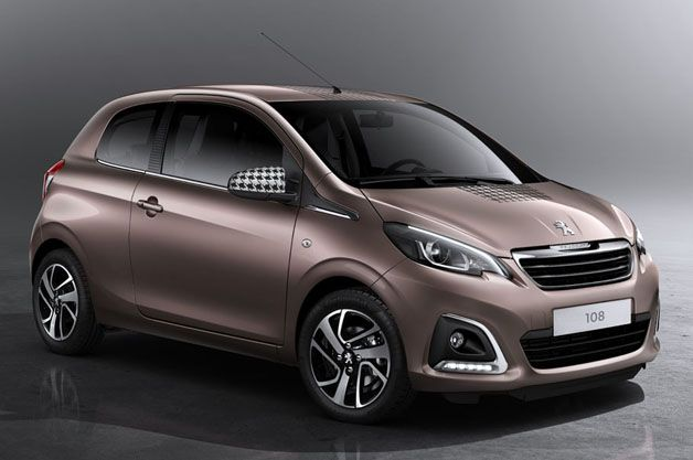 Peugeot Coming To Geneva With Adaptable New 108 City Car City