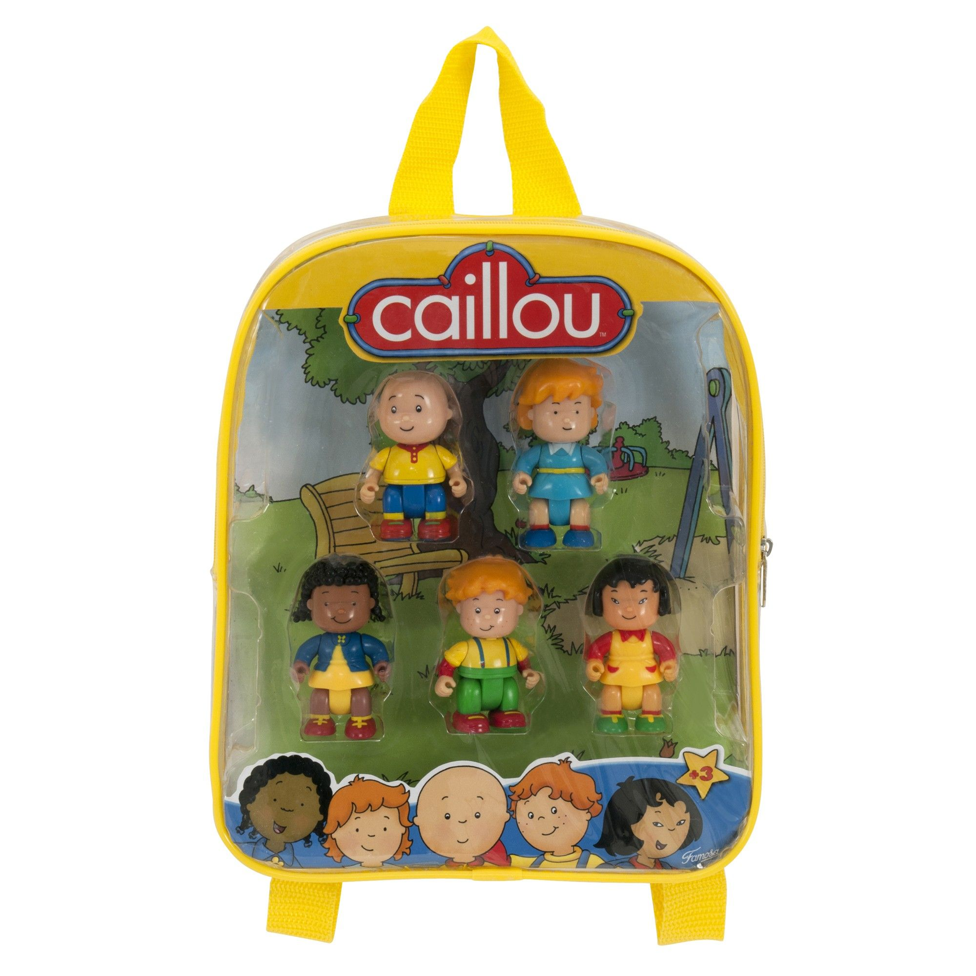 Caillou Mini Backpack From Pbs Kids Shop