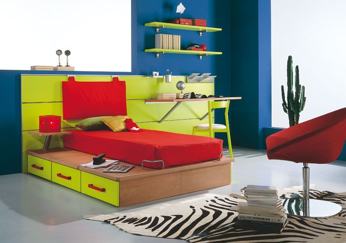 Colorful And Stylish Kids Room Layouts And Decor Ideas From Pentamobili  That Represents Good Creativity And Design. These Kids Room Layouts And  Decor Ideas ... Part 24