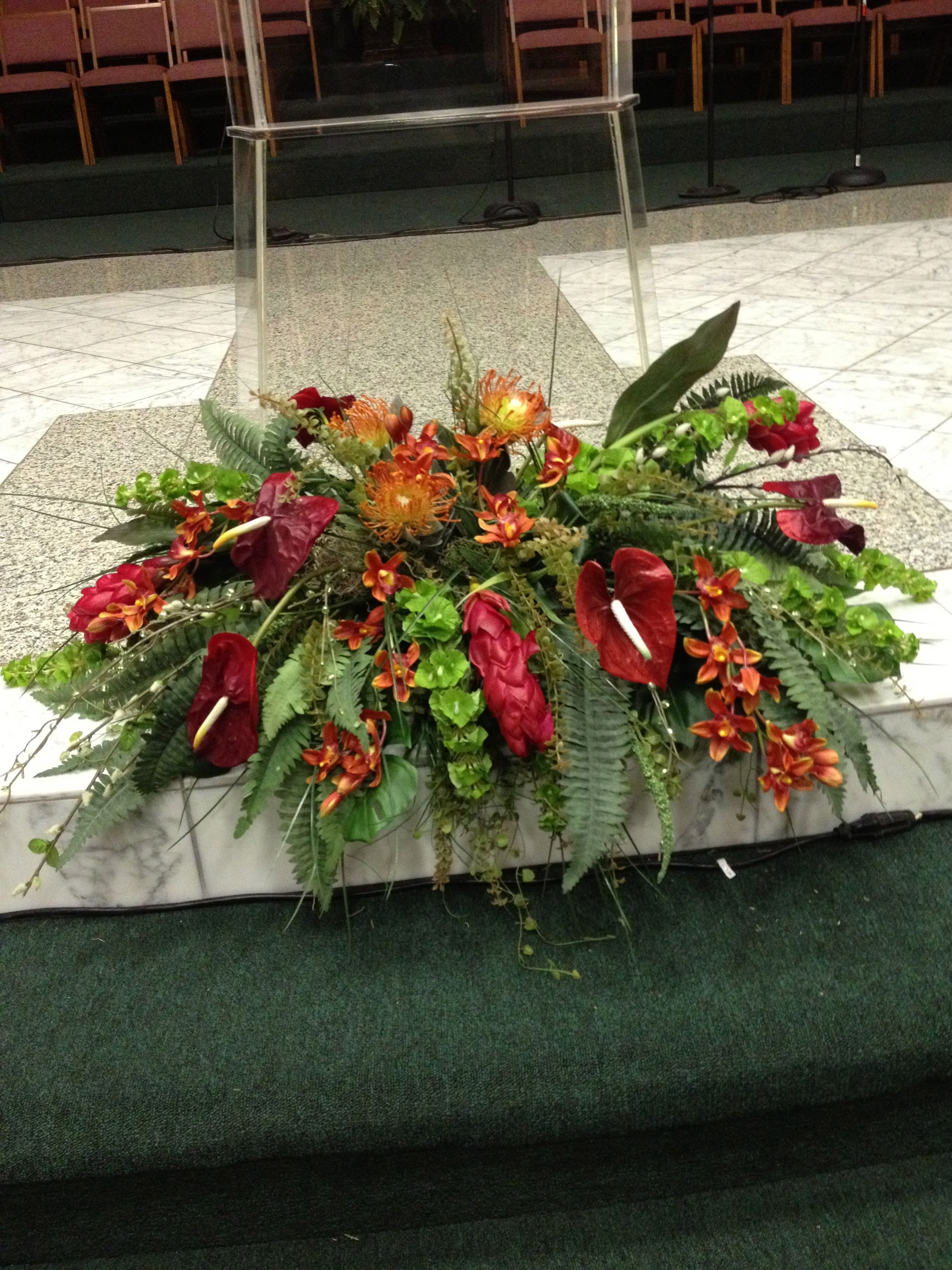 Tropical Silk Floral Designs By Alondria Houston Tx Silk
