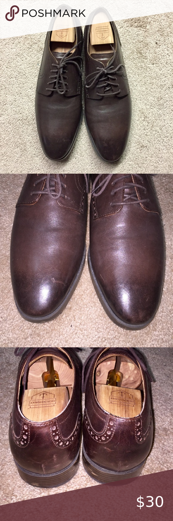 Shoes Sz 10.5M Gently Used Cole Haan