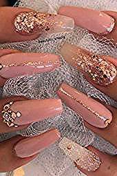 Photo of 36 Pretty Nude &Ombre Acrylic And Matte White Nails Design For Short And Long Nails : Page 36…