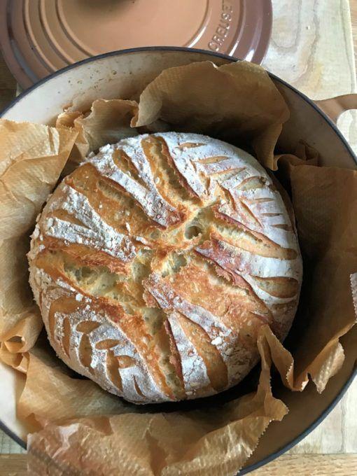 Classic Sourdough Bread | Recipe | Artisan bread recipes ...
