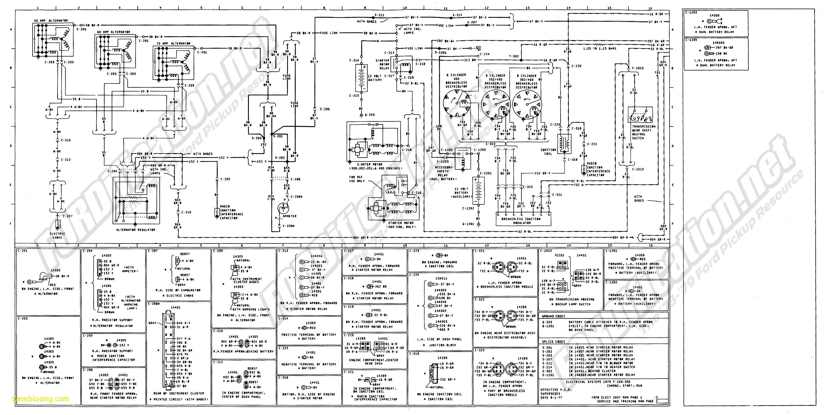 Leaf Blower Wiring Diagram
