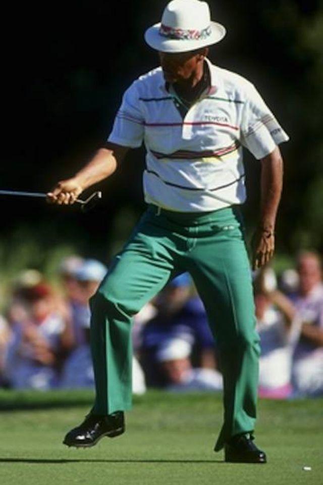 Chi Chi Rodriguez Golf Videos Golf Game Golf Tips